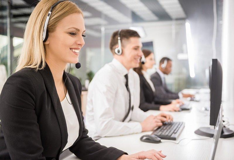 Verge VOIP Call Center