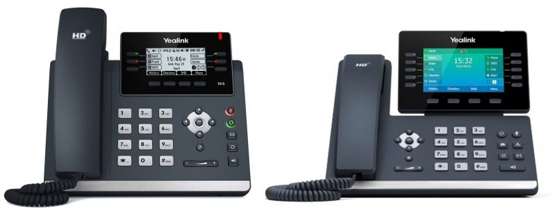 Verge VOIP phones for your business